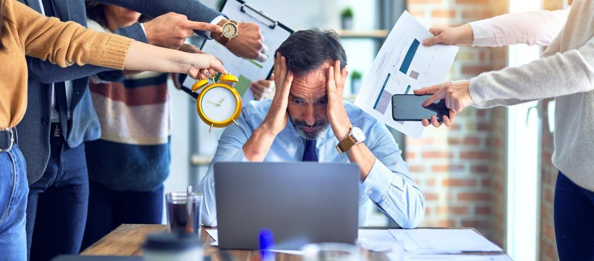 Formation : Gérer le stress au travail - Des solutions concrètes à mettre en place
