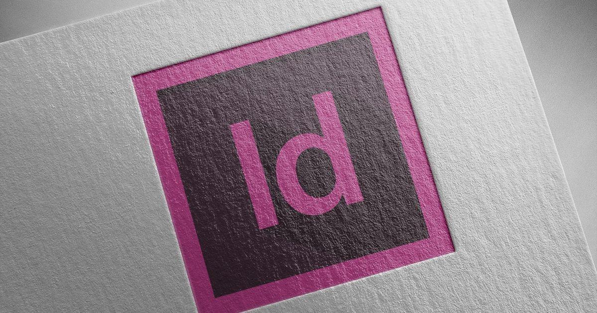 Formation : Adobe InDesign